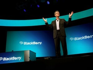 BlackBerry World 2012 General Session keynote webcast now available