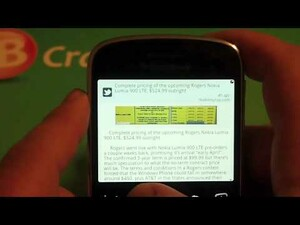 Efficiently read your news on the go with SideSwipe for BlackBerry
