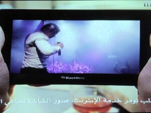 Arabic television goes all in with BlackBerry PlayBook commercials