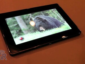 BGR goes hands on with the BlackBerry PlayBook