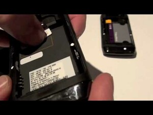 WES 2010: BlackBerry Pearl 3G Features Easy SIM Card Install and Removal