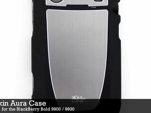 Deal of the Day: Save 45% on the iSkin Aura Case for BlackBerry Bold 9930 and 9900