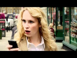 New Vodafone UK Network Ad Features BlackBerry Torch