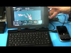 Celio Corp at MWC: Update on RedFly; Moab Lets You Tie Any Keyboard/Display to Your BlackBerry and More
