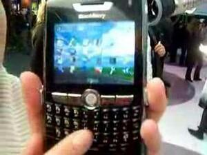 BlackBerry 8800 Video!