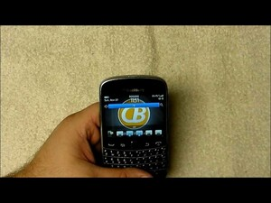 Setting up Mobile Hotspot on BlackBerry
