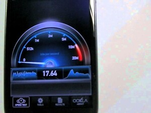 UK 4G LTE speed tests from EE, formally Everything Everywhere - Now where are our BlackBerry 10 phones?