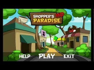 Shopper's Paradise HD, the only time you'll have fun shopping this month