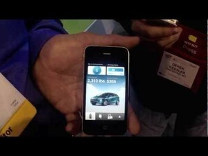Ford talks Focus Electric and its integration with BlackBerry