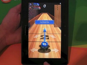 It's bowling time with a twist - 10 Pin Shuffle Bowling arrives for the BlackBerry PlayBook