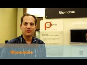 BlackBerry DevCon 2011 Pavilion Tour Part 3: Perfecto Mobile, TCS, Rhomobile, Wikitude and New Toronto Group
