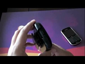 OtterBox Defender Series Case for the BlackBerry Bold 9930 / 9900 Hands-On Video