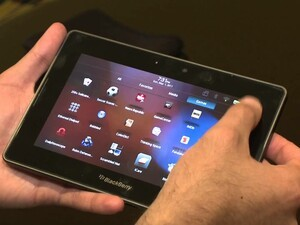 New Demo Video Showing off the Android App Player on the BlackBerry PlayBook!
