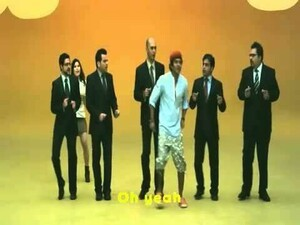 Overly catchy BlackBerry Boys commercial launches in India