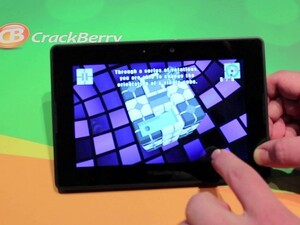 A new twist on the Rubik's Cube - Cubyrinth for the PlayBook is now available