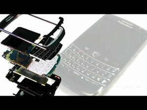 Ever wonder what is inside the insides of your BlackBerry?