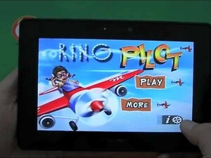 Can you navigate the hoops with Ring Pilot for the BlackBerry PlayBook