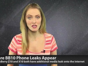 Monday Brief: More BB10 leaks, The Galaxy Note 8.0, and more!