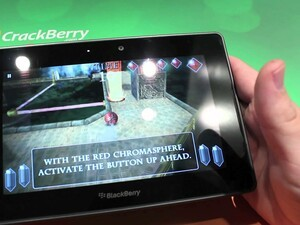 Keep on rolling with Chromasphere for the BlackBerry PlayBook