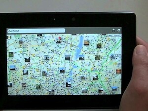 Get local weather and more using Weather with Google for the BlackBerry PlayBook