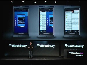 A closer look at BlackBerry Peek and BlackBerry Flow with Don Lindsay