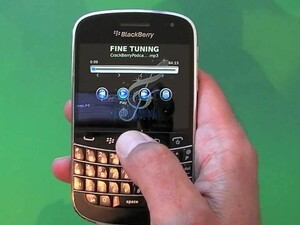 The easiest way to edit MP3's with MP3 Ringtone Maker for BlackBerry smartphones