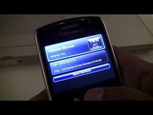 Urbanspoon App for BlackBerry Smartphones Now Available!!
