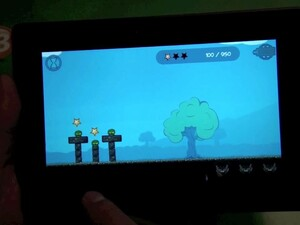 Quick Review: Battle Frogging II for the BlackBerry PlayBook