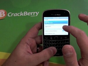 Review: Easy Lock Pro for Blackberry Smartphones