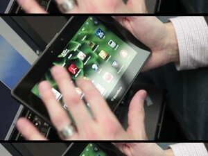 BlackBerry PlayBook - It's Here! Video Hits RIM's Youtube Channel