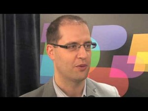Quick Interview with Mike Kirkup of RIM With Reactions to WES 2010 BlackBerry Announcements