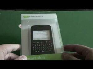 Case-Mate Smart Skin Case for the BlackBerry Bold 9700