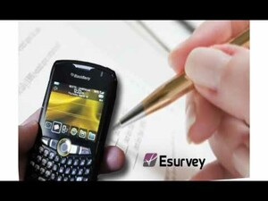 eSurvey for BlackBerry now available