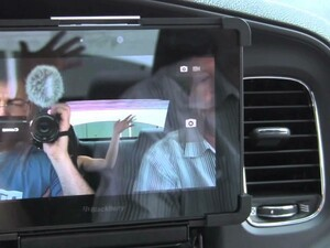 CrackBerry @ BlackBerry: Inside the 2011 Dodge Police Interceptor Car w/ PlayBook Integration