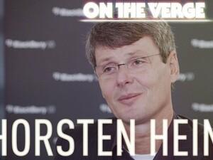 More video interviews with BlackBerry CEO, Thorsten Heins!