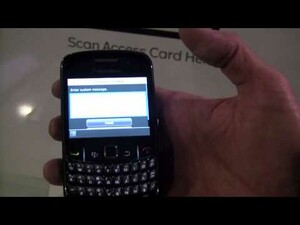 CES 2010: Hallmark Mobile Greetings for BlackBerry Lets You Send eCards to other Smart and Feature Phones