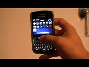 Sprint BlackBerry Bold 9650 Video Unboxing and Overview!
