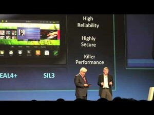 Full Live BlackBerry PlayBook Announcement Video!