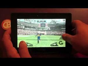 Backbreaker 2 Vengeance for BlackBerry PlayBook [Game Review]