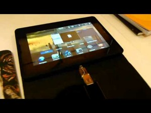 USB support shown off on rooted BlackBerry PlayBook