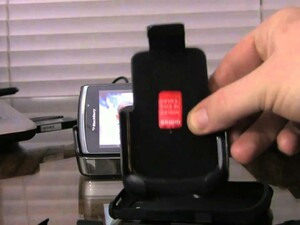 Review: Seidio Innocase Active Holster and Seidio Innocase Active Case for the BlackBerry Torch 9800