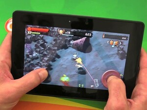 Carnage and mahem with Monster Shooter: The Lost Levels for the BlackBerry PlayBook