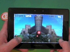 Shoot and dodge the evil balls with Pangdemic for the BlackBerry PlayBook