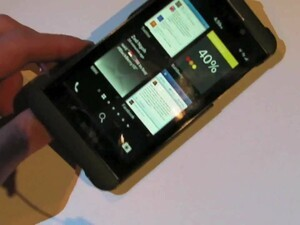 First look: Flip Case for the BlackBerry Z10