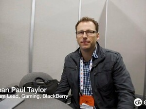 BlackBerry at GDC 2013