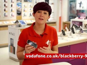 BlackBerry Curve 9320 now available at Vodafone UK