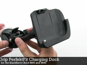 Deal of the Day: Save 42% on the iGrip PerfektFit Charging Dock for BlackBerry Bold 9930 and 9900
