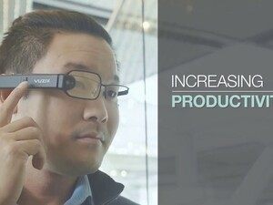 Vuzix teams up with BlackBerry to deliver M300 Smart Glasses to Enterprise