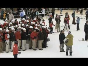 Verizon's Snowy Surprise, Hilarious Video!