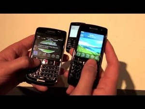 Quick Look: BlackBerry Pearl 9100 & 9105